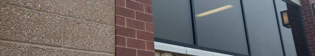 Precision Glass Amp Glazing Aluminum Storefront